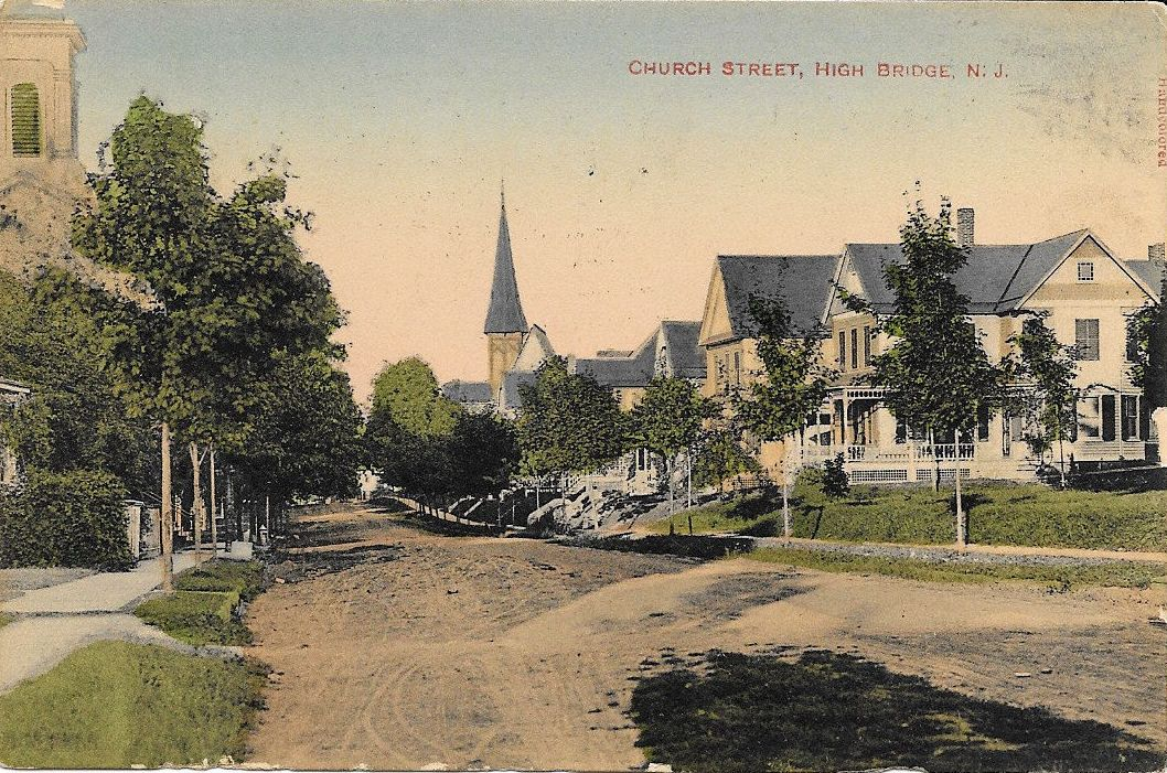 "Image result for ""High Bridge"" ""church street"""